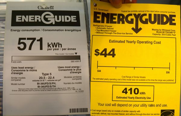 Energy Efficient vs. ENERGY STAR® certified.