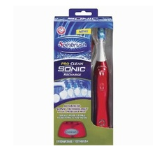 Arm & Hammer Spinbrush Sonic ProClean Rechargeable Toothbrush