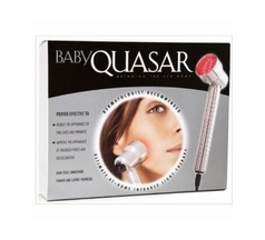 Baby Quasar Red and Baby Quasar MD