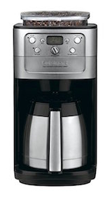 Cuisinart Burr Grind & Brew Thermal 12-Cup Automatic DGB-900BC
