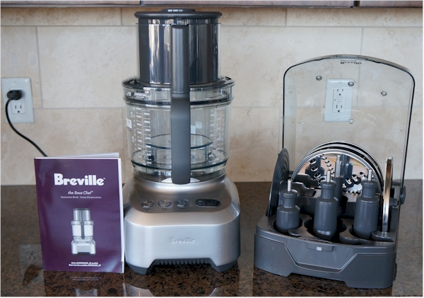 a highend food processor for a serious home cook - Breville Food Processor