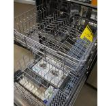 The MDB7749SA features 2 levels of Duraguard® nylon racks with 1 Split & Fit™ silverware basket.