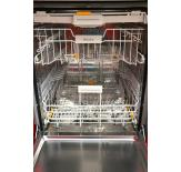 Miele dishwashers, like the G 5575 SC, are known to be among the quietest dishwashers on the market.