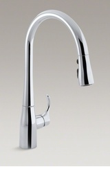 Kohler Simplice Kitchen Faucet K 596 Review