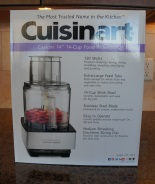 Unpacking the Cuisinart Custom 14.