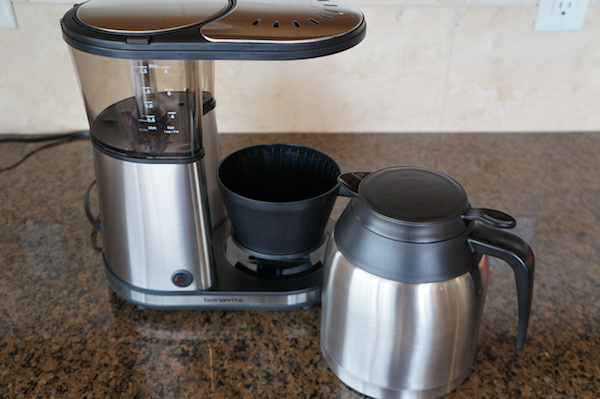 Bonavita 8-Cup Coffee Brewer (BV1900TS) Review