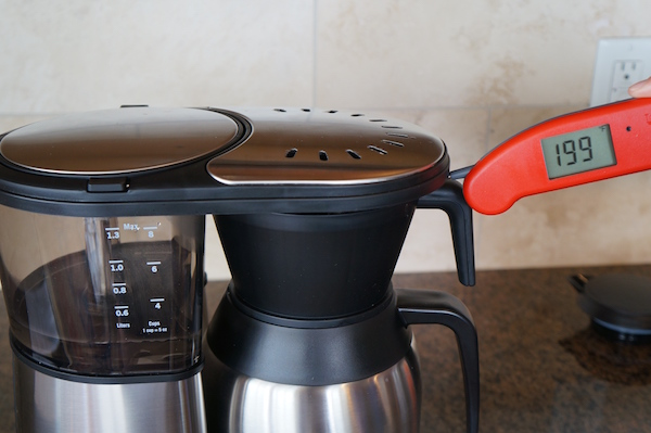 Bonavita Coffee Maker Stopped Working : Bonavita 8-Cup Coffee Brewer (BV1900TS) Review