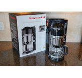 The KitchenAid Pour Over Coffee Maker is an SCAA certified home brewer.
