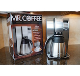 For the price, the Mr. Coffee® Optimal Brew impressed us with its performance and considerable functionality.