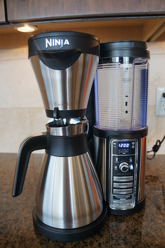 Ninja? Coffee Bar Review