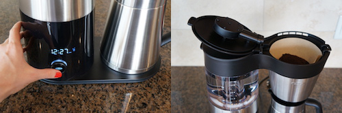 Oxo Coffee Maker Warranty : OXO On Barista Brain 9-Cup Coffee Maker (8710100) Review