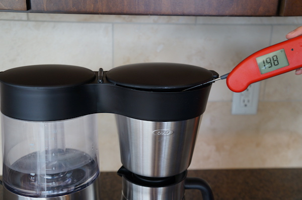 OXO On Barista Brain 9-Cup Coffee Maker (8710100) Review