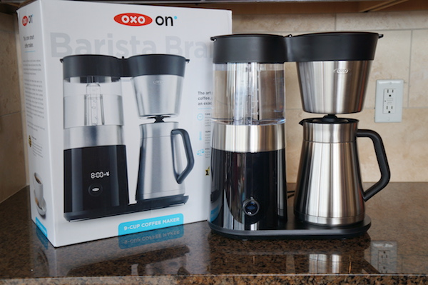 Oxo Coffee Maker Reviews : OXO On Barista Brain 9-Cup Coffee Maker (8710100) Review